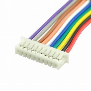 Molex Jumper 10 Wire Assembly