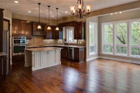 open house plans with large kitchens two foyer in terra vista ii nih