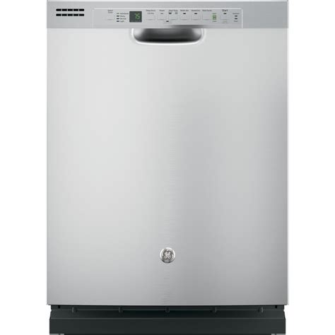 Gdf610psjss  Ge Dishwasher With Front Controls