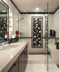 Tile, Designs, For, Bathroom, Contemporary, With, Resistant, Backsplash, Wall, Tiles, And, Floor