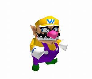 Nintendo 64 Mario Party Wario The Models Resource