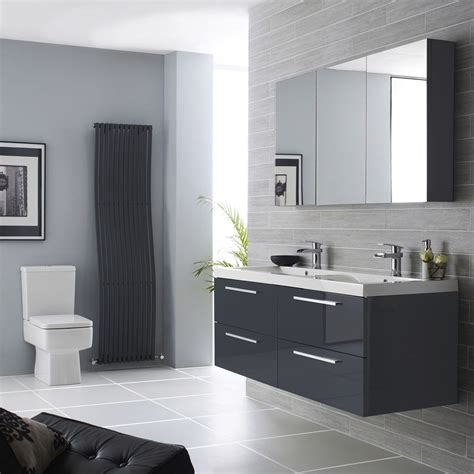 grey bathroom ideas   chic  sophisticated