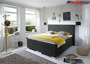 7 Zonen Tonnentaschenfederkern Matratze Boxspringbett : designer boxspringbett lifestyle made in germany tonnentaschenfederkern in der box und in der ~ Bigdaddyawards.com Haus und Dekorationen