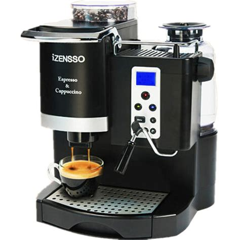 If you are looking for some beans to fill that superautomic espresso machine at your work, this would be an excellent solution. Coffee Froth Maker - The Coffee Table