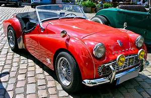 1955 Triumph Tr3 Photos  Informations  Articles