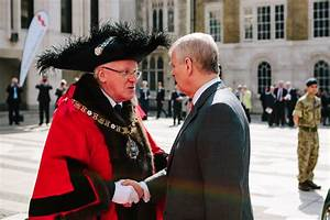 The Lord Mayor's Big Curry Lunch - The Soldiers' Charity