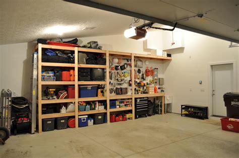 plans storage shelf building ideas