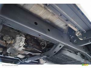 Toyota 4runner Undercarriage