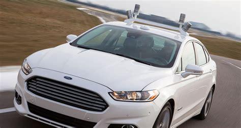 Ford Provides Sneak Peek Of Driverless Vehicle
