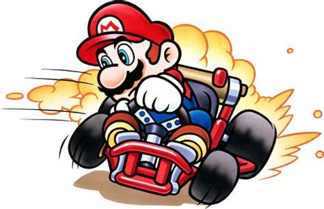 Super Mario Kart Developer Interview Nintendo