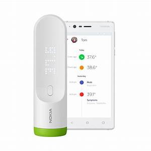 Buy Nokia Thermo Thermometer (Withings) in Dubai, Abu