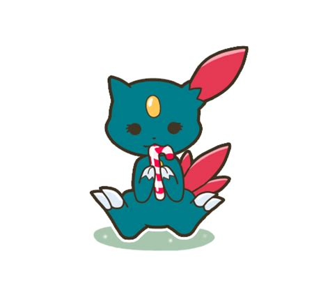 Pokemon Mystery Dungeon Wallpaper Contest Entry Sneasel By Mizzi Cat On Deviantart