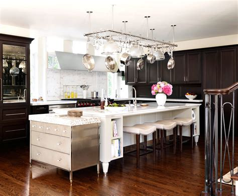 hickory kitchen island 12 great kitchen island ideas traditional home
