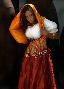 Gypsy Belly Dancer Costume | www.imgkid.com - The Image ...