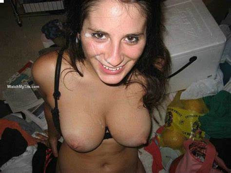 Big Chested Wife Shows Them Everything watchmytits