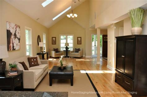 home staging atlanta living room    pictures