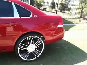 Impala on 24's - YouTube