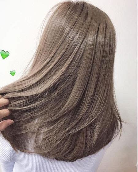 Ash Hairstyles Medium Hair by Medium Ash Hair Color Hairstyles 2017