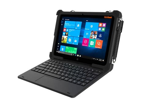 Windows Mobile Tablet by Xtablet Flex 10a Rugged Tablet Windows 10 2 In 1