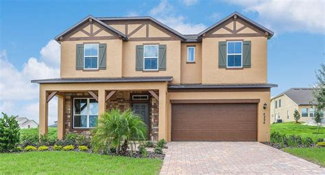 hunters run  homes  clermont fl  calatlantic homes