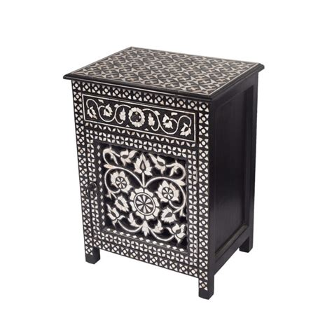 mother of pearl end table tables inlay tables coffee tables end tables