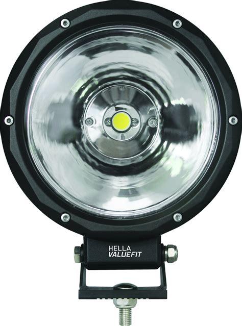 hella 174 value fit 7 quot led road lights quadratec