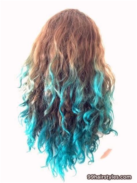 Colorful Curly Hairstyle 99 Hairstyles Ideas Dyed