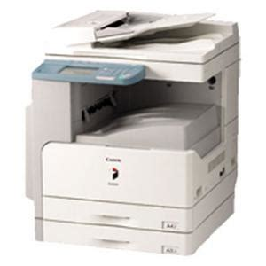 Check the waste toner container: Canon iR2022 Printers and MFPs specifications