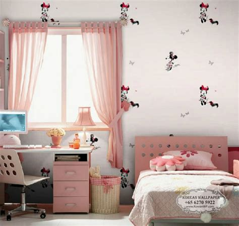 Disney Wallpaper For Bedrooms by Minnie Mouse Wallpaper For Bedroom 42 Find Hd