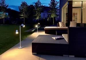Außentreppen Beleuchtung Led : gartenbeleuchtung bringen sie die licht in ihren garten ~ Sanjose-hotels-ca.com Haus und Dekorationen