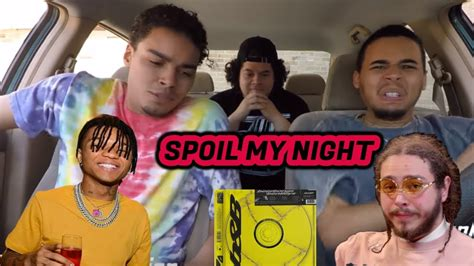 Spoil My Night (ft Swae Lee) Reaction Review