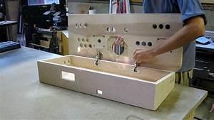 Detachable Control Panel Top