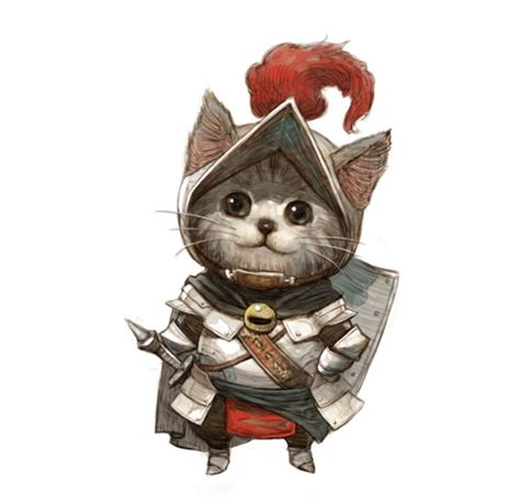 neatorama dragon cat dungeons dragons cats