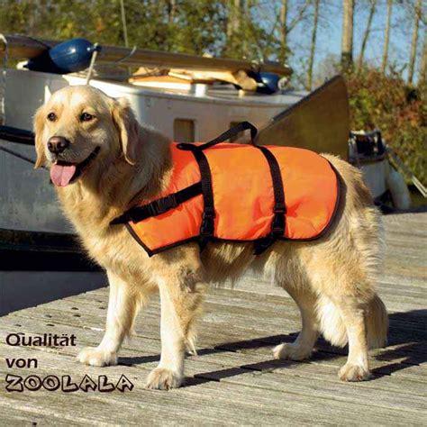 schwimmweste fuer hunde