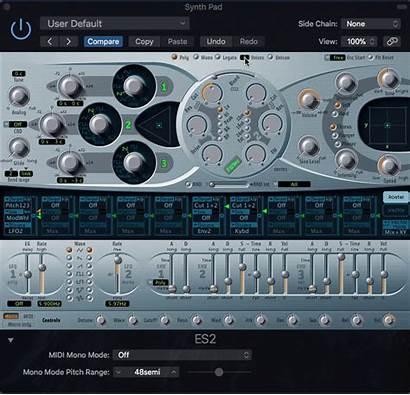 Synth Logic Pro Mpe Instrument Setup Alchemy