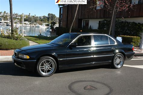 2001 Bmw 740il For Sale