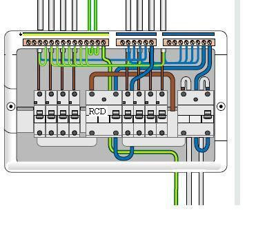 help with rcd unit electrical diy chatroom home improvement forum