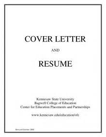 Show Me A Cover Letter Exles Of Resumes The Most Important Thing On Your Resume Executive Summary For Show Me A 89