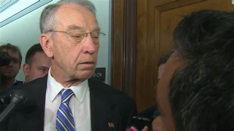 Grassley to send Trump Jr. letter asking him to testify