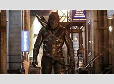 'Arrow' Star and EP Dish on the Shocking Prometheus Reveal