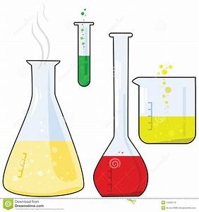 Chemistry Lab Equipment Clipart