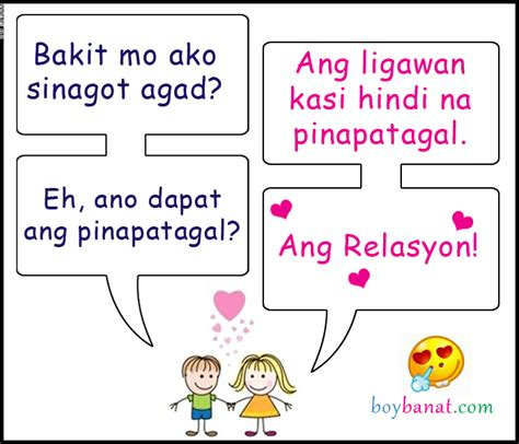 boy girl quotes tagalog image quotes  hippoquotescom