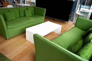Habitat, Sofa, In, Green