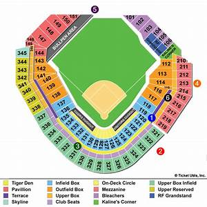 Giants Field Seating Chart Ballpark Seating Charts Ballparks Of Baseball