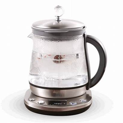 Electric Tea Pot Health Stainless Steel Cooker