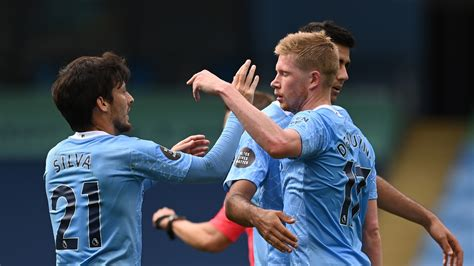 'I cannot recreate what David did' - De Bruyne not looking ...