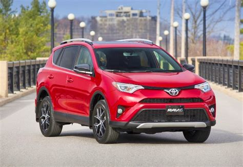 2019 Toyota Rav4 Awd Redesign And Price Canada Toyota