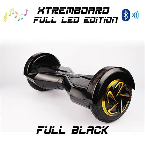 hoverboard xtremboard led hoverboard pas cher sur gyrodeal
