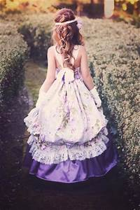 Color Chart Quot Springtime In Paris Quot Girls Victorian Style Dresses
