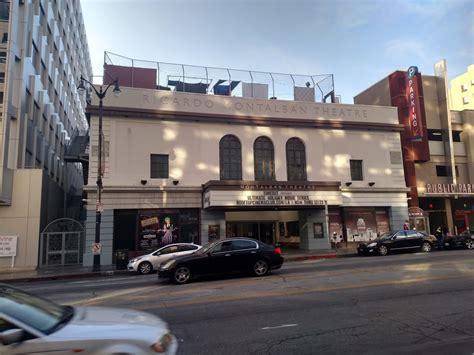 ricardo montalban theatre wikipedia